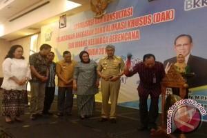 10 Provinsi Ikuti Sosialisasi dan konsultasi DAK KB