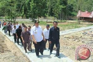 Dinas: Pengunjung Kebun Raya Kendari 400 Orang/hari
