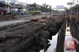 Toari Gunakan Dana Desa Bangun Infrastruktur Drainase
