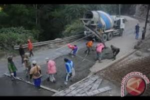 Pemkot Kendari Rampungkan Ruas Jalan Lintas Kota-Kabupaten