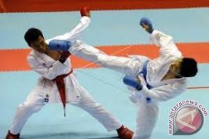 Karateka UHO Kebagian Perunggu di Semar Cup