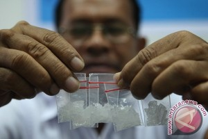 Polda Sultra amankan 18 orang pengedar narkoba