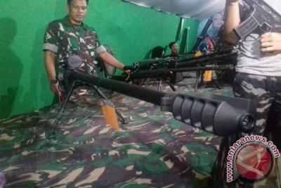 "TNI Pamerkan Senjata Dalam ""pesona Halo Sultra"""
