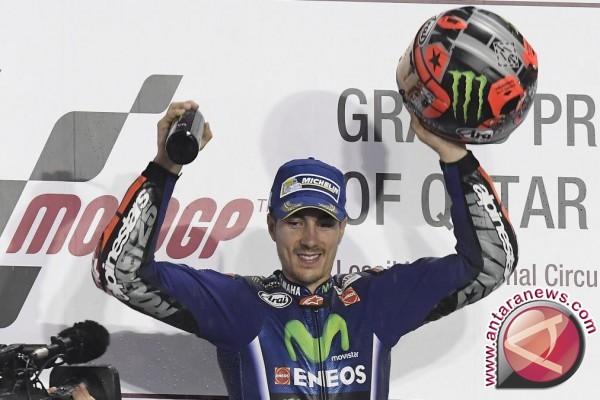 Vinales juara MotoGP Argentina, Marquez dan Lorenzo tersungkur