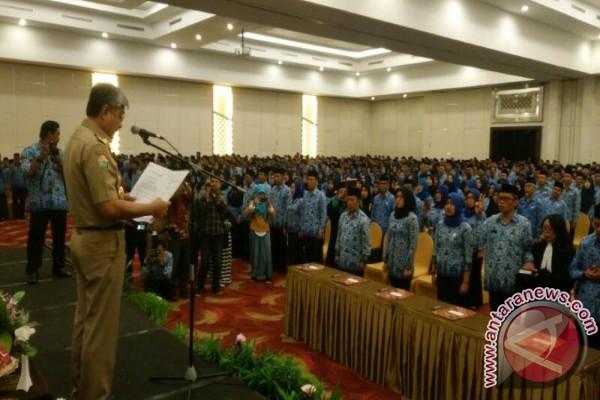 Gubernur Sumpah 2.200 ASN Lingkup Pemprov Sultra