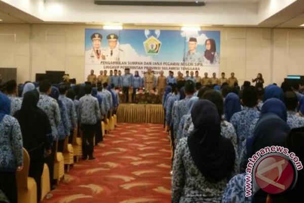 Gubernur Sultra Minta ASN Tingkatkan Kualitas SDM