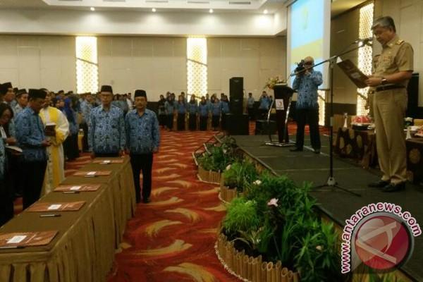 Gubernur Sultra Berharap Penggantinya Pertahankan TPP ASN