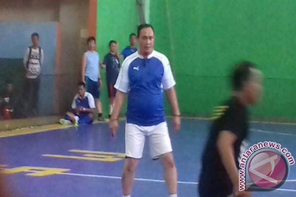 Ketua Koni Kolaka Buka Turnamen Futsal Tehnik USN