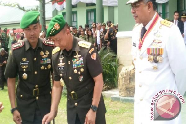KSAD: Kantor Makorem 143/HO Termegah Di Indonesia