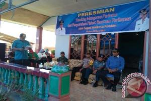 Wali Kota Kendari Resmikan Jalur Mangrove Purirano
