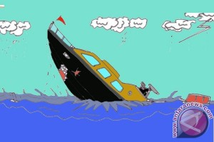 Kapal Tanker Tabrak Jaring Nelayan Di Baubau