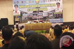 Gubernur Ingatkan Kades Hati-hati Kelola Dana Desa