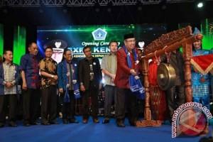 Wali Kota Resmikan Pameran Kendari Expo 2017