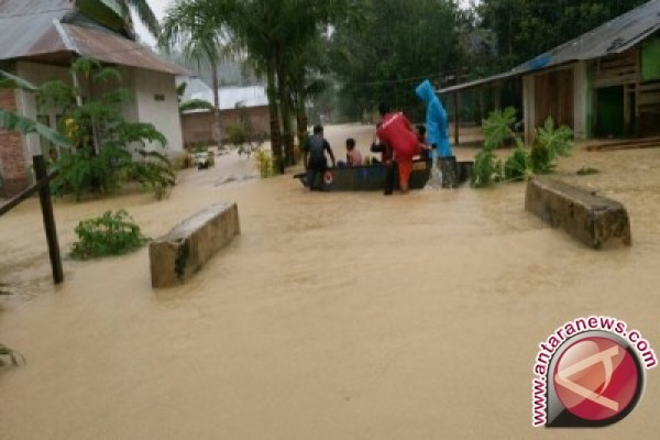 Tim Penolong Antisipasi Musibah Banjir