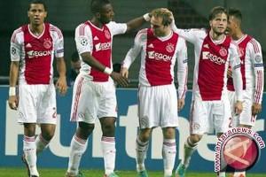 Lumat Lyon 4-1, Ajax Diambang ke Final Liga Europa