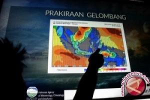 BMKG: Sejumlah Wilayah Sultra Berpotensi Alami Hujan