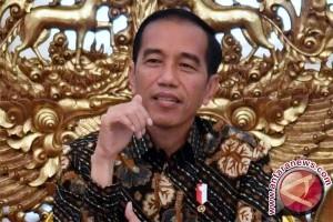 Presiden Jokowi Hadiri KTT BRF di China