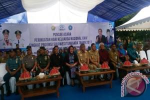 Gubernur Sultra: Harganas Bangkitkan Harmonisasi Keluarga