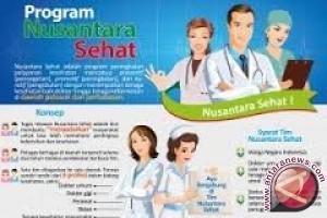 Konawe Peroleh Bantuan Program Nusantara Sehat 2017