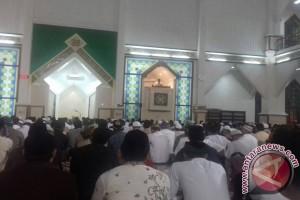 Gubernur Awali Safari Ramadhan di Kendari