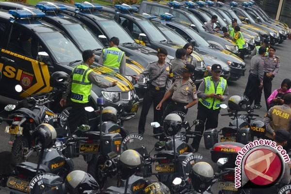 Polda Sultra Kerahkan 1.564 Personel Amankan Lebaran