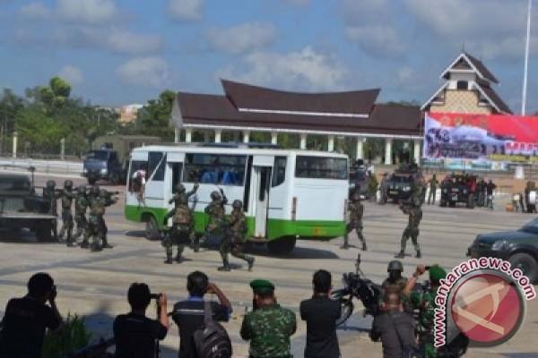 IAIN Kendari Juara Lomba HUT Ke-72 TNI