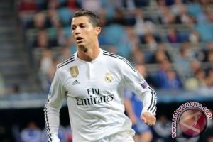 Jelang final Liga Champions, Zidane sebut Ronaldo lebih baik darinya