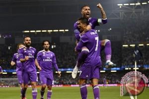 Ronaldo puncaki daftar pencetak gol terbanyak Liga Champions 2017