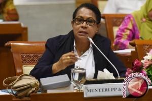 Menteri Yohana Yembise: Jangan Takut Laporkan Persekusi