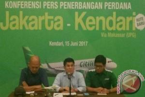 Citilink Komitmen Dukung Pengembangan Pariwisata Sultra
