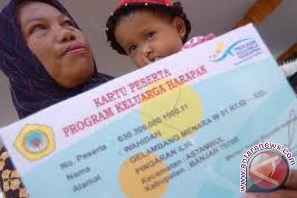 8.614 KK Konawe Selatan Dapat Bantuan PKH