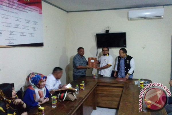 Wali Kota Kendari Daftar Cagub di PKS