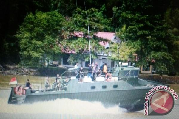 Korem 143 Dapat Bantuan Kapal Patroli