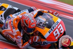 Marquez juara MotoGP Jerman