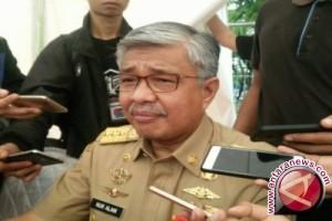 Gubernur Sultra Berjanji Bangun Jembatan Lebih Luas