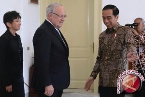 Presiden Terima Kunjungan Menteri Pendidikan Swiss