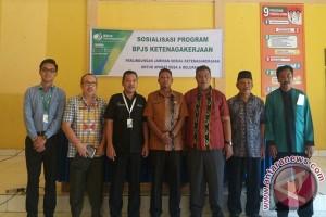 BPJS Ketenagakerjaan Sasar Aparat Desa/lurah Di Kolaka