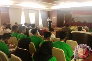 Peserta SMN Sultra Diberangkatkan Ke Jawa Timur