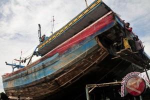 Perusahaan Galangan Kapal Tidak Miliki Bahan Baku