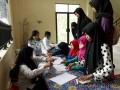 Pelaksanaan test urine oleh BNNP Sultra bagi mahasiswa baru fakultas Ekonomi dan bisnis islam  di Aula Fakultas Ekonomi IAIN Kendari, Senin (28/08/2017). Kegiatan tersebut di awali dengan pemberian cendramata oleh dekan fak. ekonomi dan bisnis islam Dra Beti Mulu MPd kepada pihak BNNP Sultra yg diwakili oleh Melis Y Lebo SKM (penyuluh Narkoba Ahli pertama Seksi Dayamas). Pemeriksaan berjumlah 174 orang dengan hasil 173 orang negatif dan 1 orang positif karena sebelumnya telah minum obat resmi yang dibeli di Sarana Pelayanan Kesehatan. Rektor IAIN Kendari, Dr H Nur Alim MPd mengatakan bahwa Tes urin bagi Mahasiswa baru adalah salah satu kesepakatan 13 perguruan Tinggi se-Sultra pada saat Munas I Artipena pada tahun 2016. Dilanjutkan pada Rapat Advokasi di Dragon Hotel yang dilaksanakan oleh BNNP Sultra. kesepakatannya bahwa Tes urin dilakukan minimal 2 kali yaitu pada saat masuk PT dan pada semester  akhir (sebelum sarjana), pelaksanaan tes urin memberikan shok terapi dan proteksi kepada yang dites (mahasiswa-red) sehingga tidak mudah menyalahgunakan Narkoba kata Ahmadi wakil Dekan Fakultas ekomomi IAIN. (Foto ANTARA/ Humas BNN)