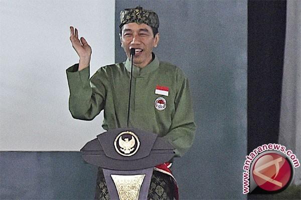 Presiden Ingatkan Warga Agar Bijak Gunakan Medsos