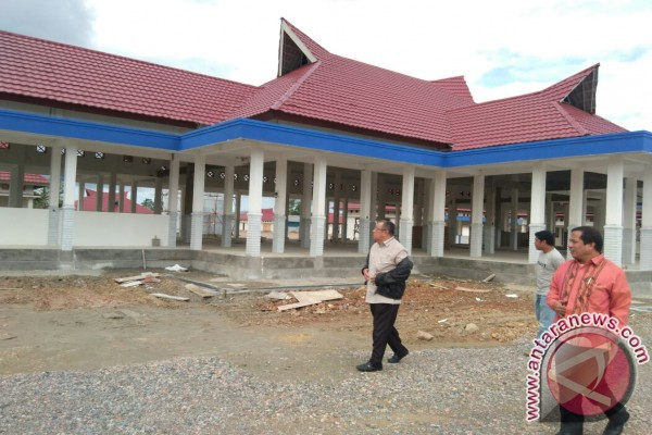 Pemkot: Pembangunan Terminal Baruga Rampung Oktober