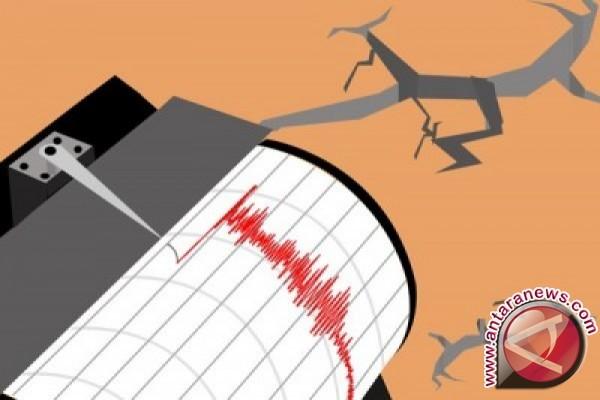 Gempa Bumi 4.0 Sr Goyang Konawe Kepulauan