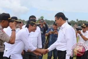 Menteri Pertanian Bantu Konawe Kepulauan Rp16 Miliar