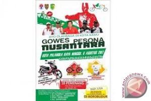 Kendari Gelar Gowes Pesona Nusantara