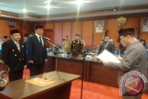 Plt Gubernur Sultra Lantik Pejabat Eselon II
