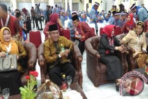Rombongan Kedua JCH Sultra Diserahkan Embarkasi Makassar