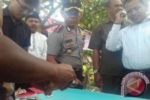 Polda Sultra Tangani 90 Kasus Narkoba 2017