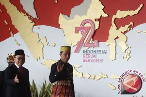 Presiden: Jadikan Sejarah Fondasi Menatap Masa Depan