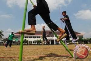 Rutan Kendari Gelar Lomba Olahraga Tradisional